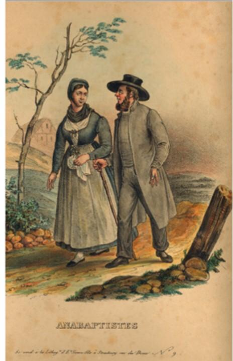 Les Mennonites en France et ailleurs, article de Neal Blough